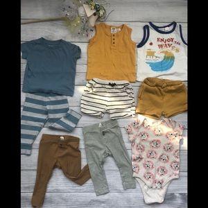 Bundle of BabyBoy Summer Clothes